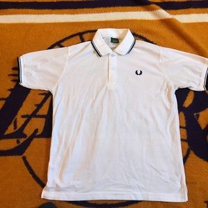 Fred perry polo shirt medium